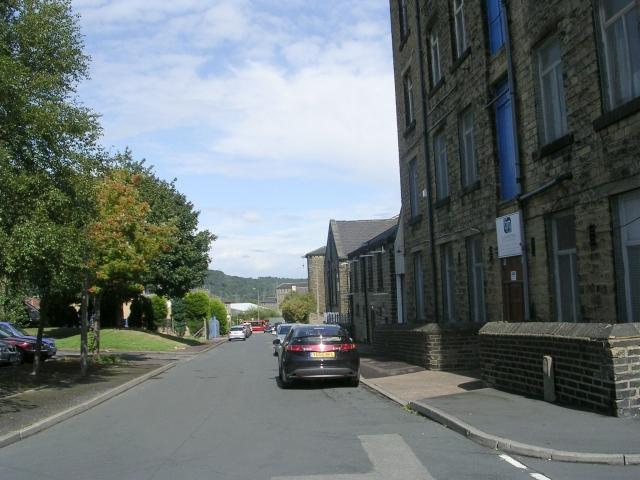 James Street - Frances Street
