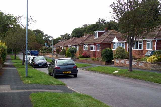 Oak Road, Fareham
