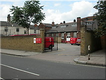 TQ2976 : South Lambeth Delivery Office by Mike Faherty