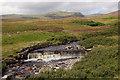 NH7101 : A cascade on the Allt  Mor by Jim Barton