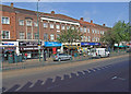 TQ1966 : Tolworth Broadway by Dennis Turner