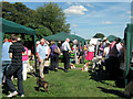 SP9307 : Stalls at the Chiltern Dog Rescue Society's annual event at Cholesbury by Chris Reynolds
