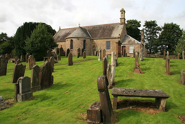 Kirkconnel Parish Church