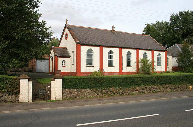 St Conal's Catholic Church