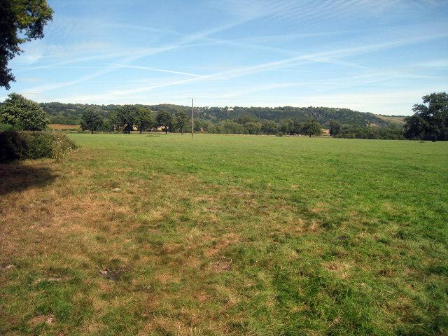 Field off Rectory Lane