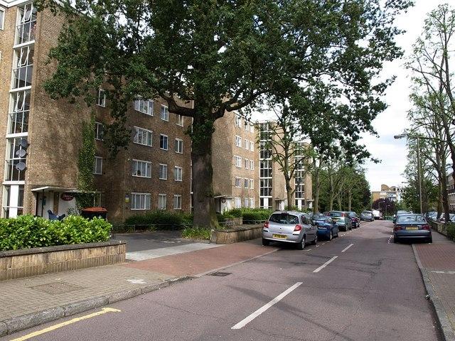 Tildesley Road