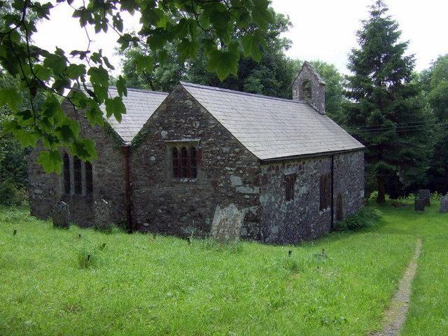 St Dogmael's church, Mynachlog-ddu