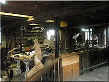 SJ6903 : Inside a workshop at Blists Hill Open Air Museum (2) by Basher Eyre