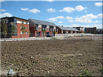 SO8453 : New apartments, Diglis Basin by Philip Halling