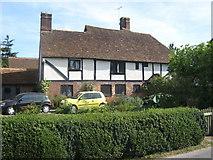 TR0245 : Old House, Ashford by David Anstiss