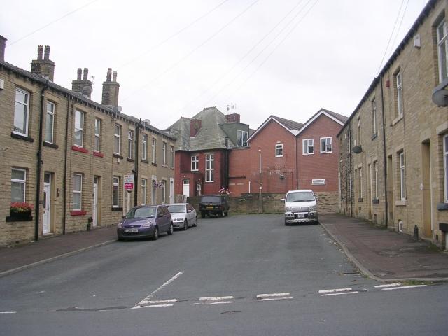 Ruskin Street - East Park Road