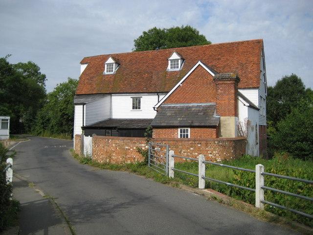 Sible Hedingham: Alderford Mill