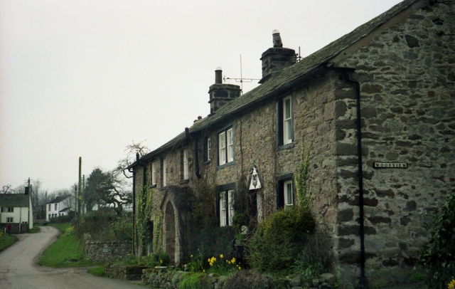 Cottages in Dacre near Ullswater