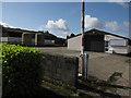 TL6250 : Randswood Industrial units by Hugh Venables