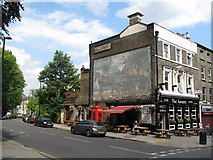 TQ2784 : The Haverstock Arms, Haverstock Hill / Upper Park  Road, NW3 by Mike Quinn