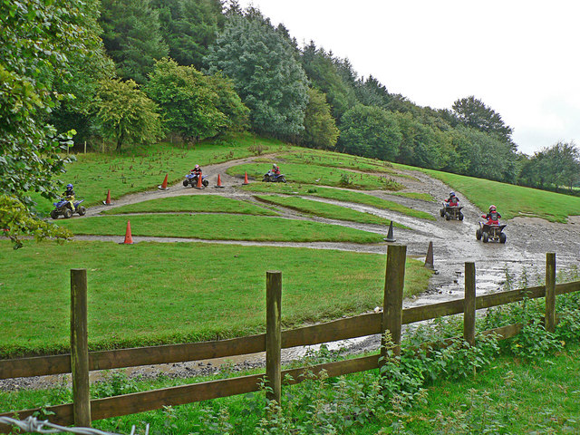 Taff Valley Quad Bike and Activity Centre - Rhydyfelin