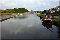 SS2006 : Bude Canal from the lock by Steve Daniels