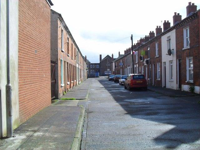 Acton Street, Belfast