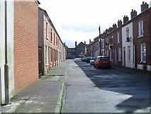 J3275 : Acton Street, Belfast by Dean Molyneaux