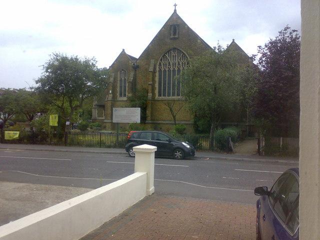 Elim Pentecostal Church, Fairlop Road, Leytonstone