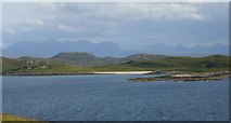 NB9711 : Isle Ristol from the mainland by Gordon Hatton