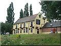 SK6442 : The Ferry Inn, Stoke Bardolph by Alan Murray-Rust