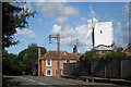 TQ6412 : Windmill at Windmill Lane, Windmill Hill, East Sussex by Oast House Archive