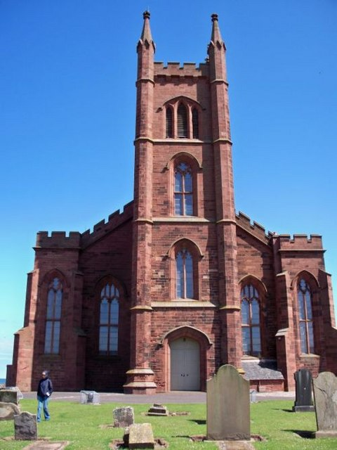 Dunbar Parish Church