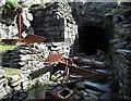 SH6745 : Wrysgan Slate Quarry by Dave Croker