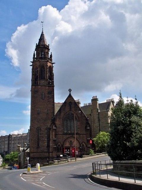Belford Road Church Edinburgh