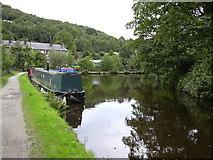 SD9726 : Rochdale Canal by Robert Wade