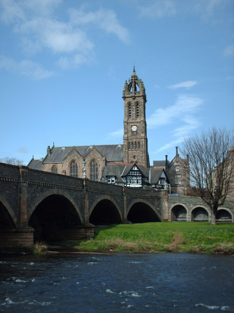 Old Parish Church of Peebles