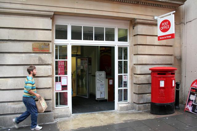 Post Office, Northgate Street, Bath