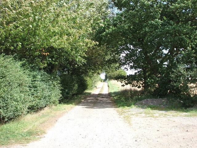 Track to  Rolston