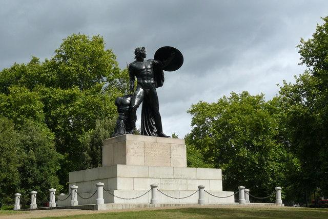 Wellington Monument, Hyde Park