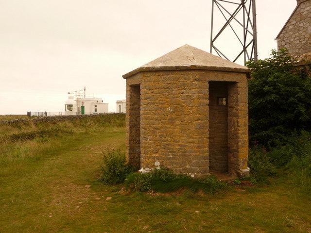 Berry Head: lookout-type building