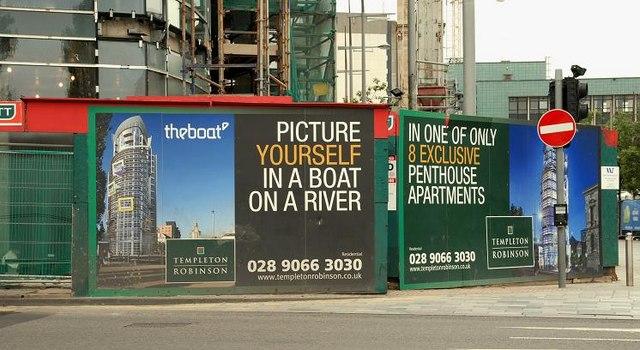 "The ""Boat"" site, Belfast (16)"
