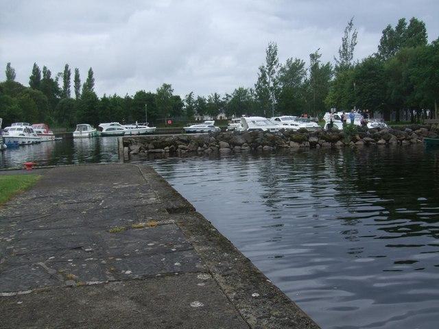 Harbour at Dromod