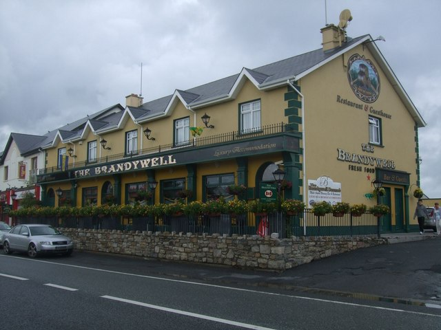 The Brandywell Pub in Dromod