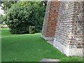 TL3266 : Bench Mark on Conington Church by Michael Trolove