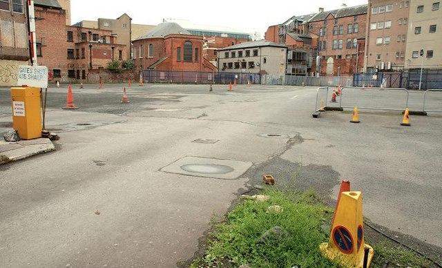 Car park, Belfast