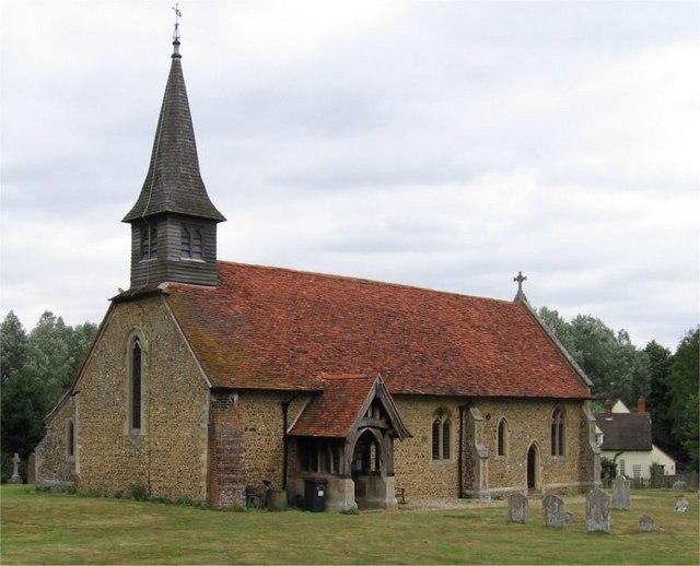 St. John the Evangelist Church, Little Leighs, Essex