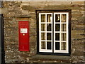 SX0588 : Tintagel: postbox № PL34 1 by Chris Downer