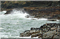 SW9279 : Rocky foreshore at low water (5) by Andy F