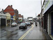 J4844 : Market Street, Downpatrick by Dean Molyneaux