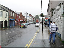 J4844 : St. Patrick's Avenue, Downpatrick by Dean Molyneaux