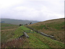 SD7992 : Hawes Branch by John Charlton