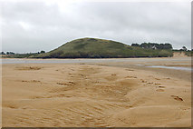 SW9276 : Brae Hill from St George's Well cove by Andy F