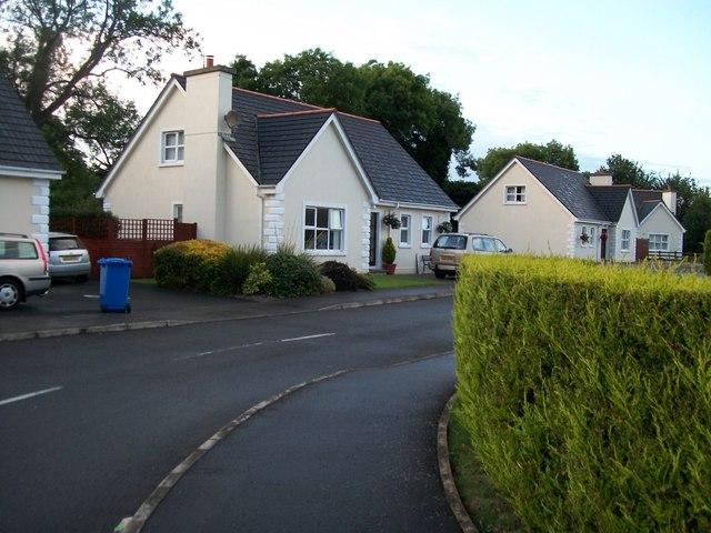The Farnley estate, off Tullybrannigan Road