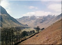 NY3715 : Grisedale - Easter, 1962 by M J Richardson